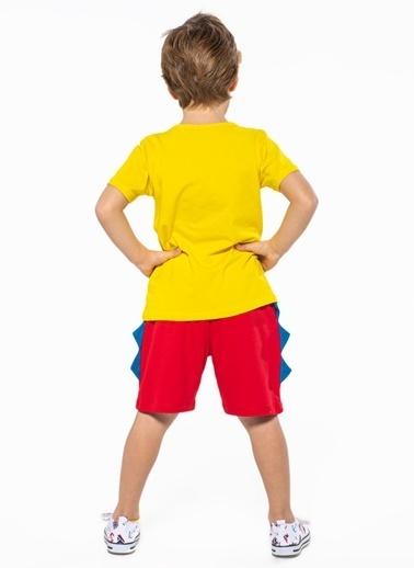 Lupiakids Rrr Dino 2'li Şort Takım Renkli